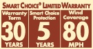 Ohio Roofing Warranty